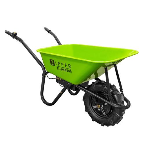 Zipper EWB500 Electric Wheelbarrow