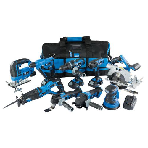 Draper 17763 Storm Force 20V Cordless Kit
