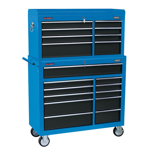 """Draper 17764 40"""" Combined Roller Cabinet & Tool Chest"""