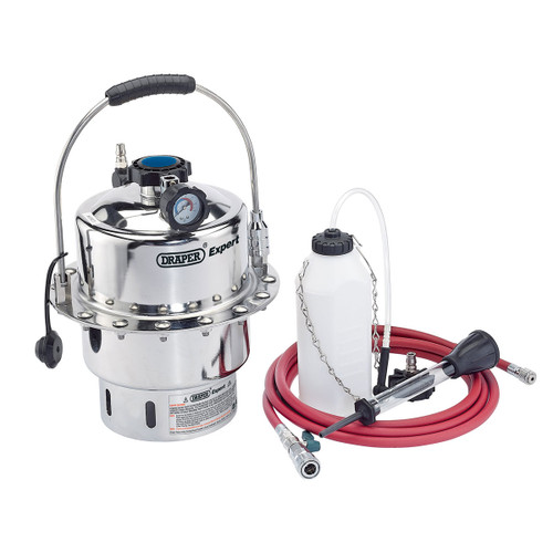 Draper 28833 Pneumatic Brake Bleeder Kit