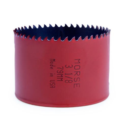 Morse MHS50 (177504) Advanced Bi-Metal Hole Saw 3. 1/8in - 79mm Diameter