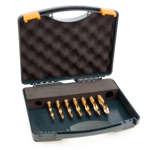 HMT 209015-SET3 VersaDrive TurboTip Impact Drill Bit Set 6.8-14mm