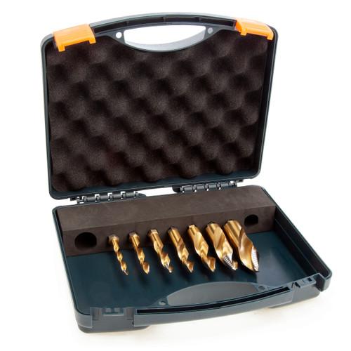 HMT 209015-SET4 VersaDrive TurboTip Impact Drill Bit Set 6-22mm