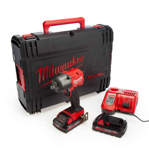 """Milwaukee M18 FMTIW2F12 FUEL 1/2"""" Impact Wrench with Friction Ring"""