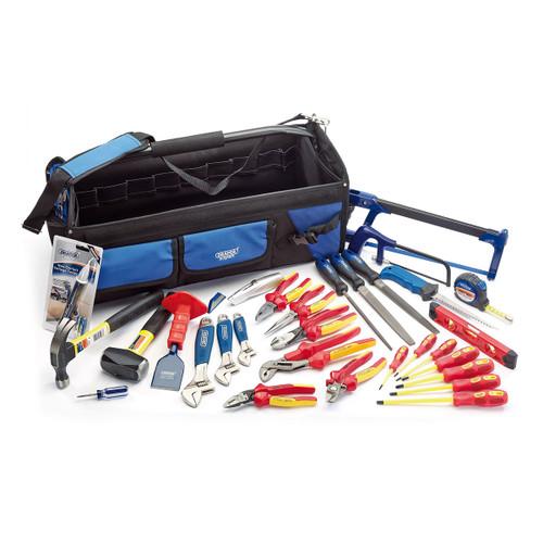 Draper 53013 Large Electricians Hand Tool Kit