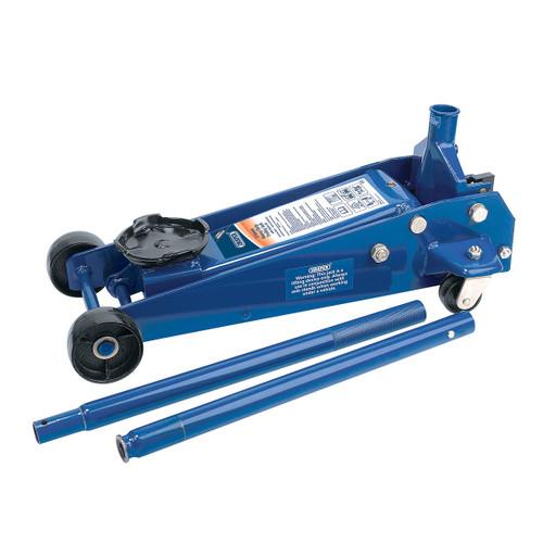 Draper 53089 Garage Trolley Jack 3 Tonne