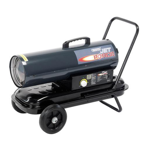 Draper 53926 Jet Force Diesel, Kerosene & Paraffin Space Heater 22 kW