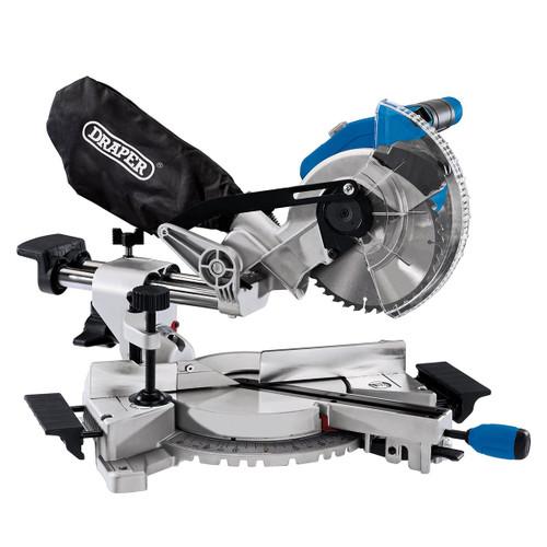 Draper 55588 D20 20V 185mm Sliding Compound Mitre Saw