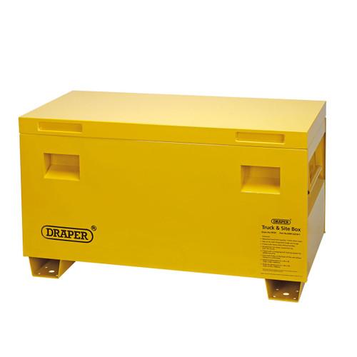 "Draper 78787 Contractors Secure Storage Box 48"""