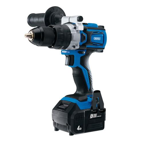 Draper 79894 D20 20V Brushless Combi Drill