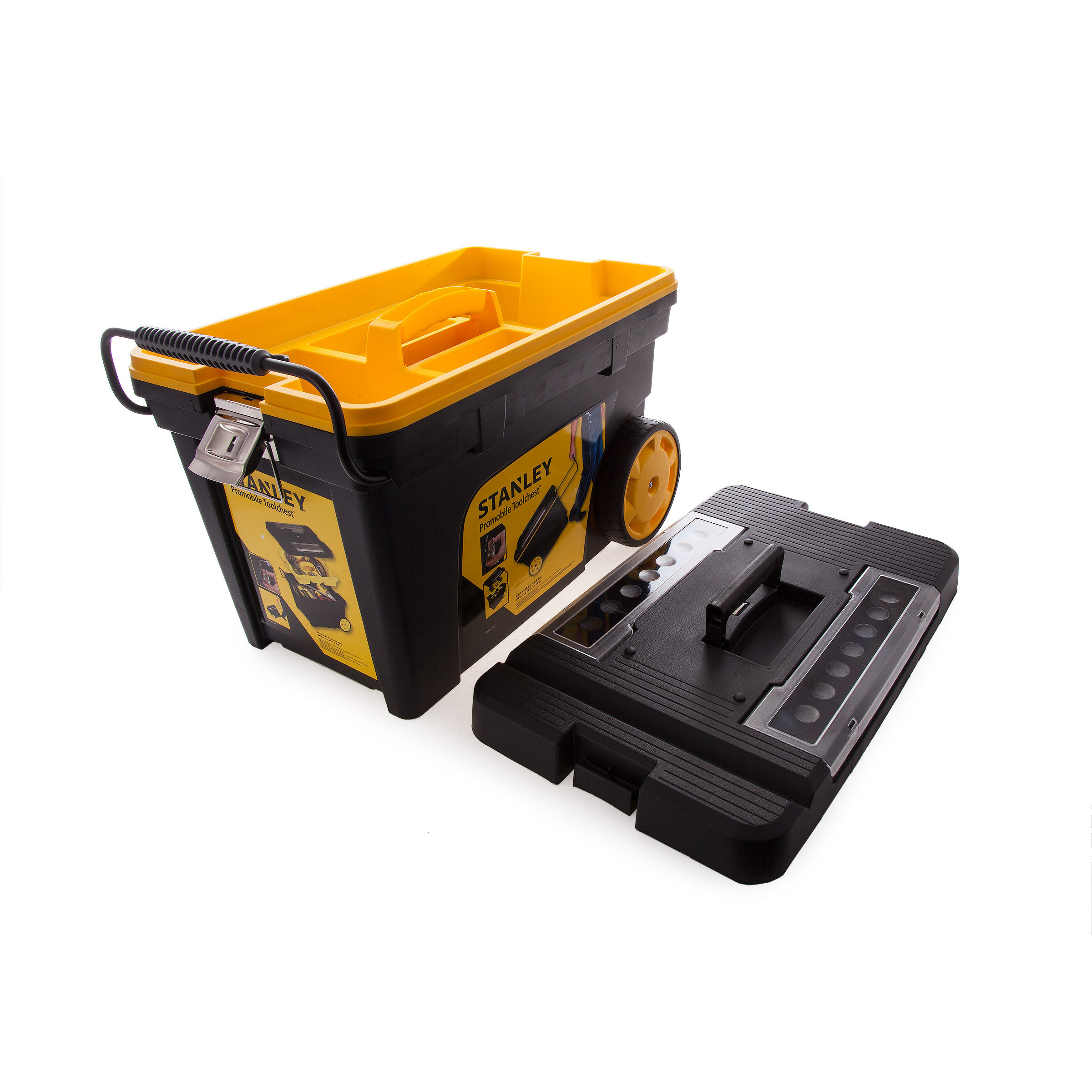 Stanley roues professionnel mobile Tool Chest Box Heavy Duty 1-92-902