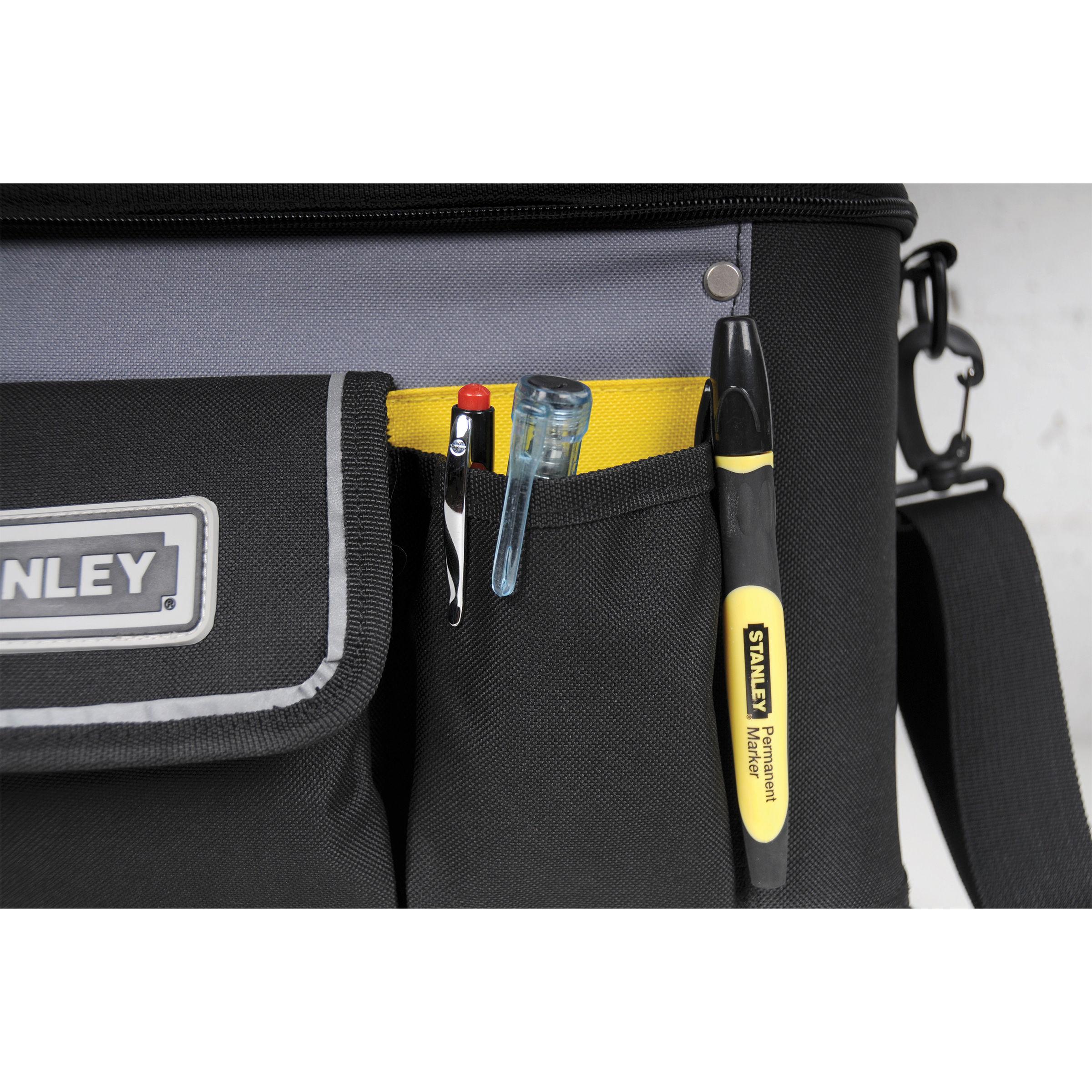 Stanley STA196193 Rigid multi usage toolbag 16in