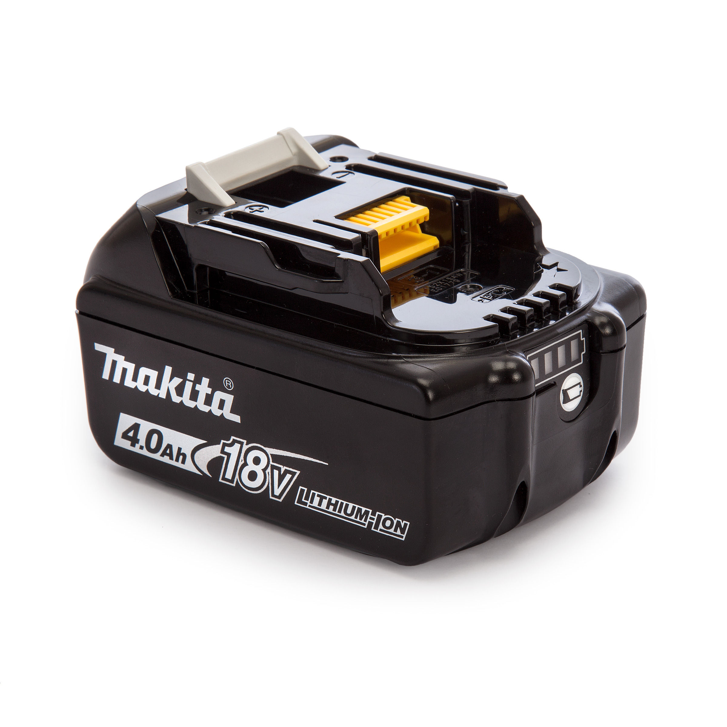 Makita DLX6003M Combo kit 6pcs com 3 bateria 18V 4Ah Li-ion
