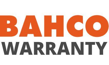 Bahco Warranty Badge