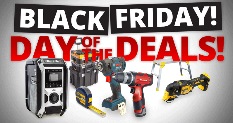 Black Friday - Day of the Deals