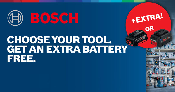 tool delas from Bosch