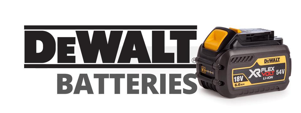 DeWALT Batteries for Sale