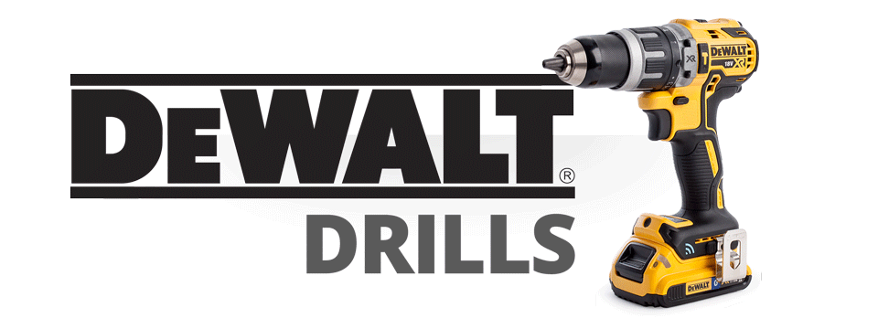 Shop DeWALT Drills Online