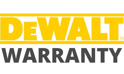 Dewalt Warranty Badge