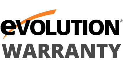 Evolution Warranty Badge