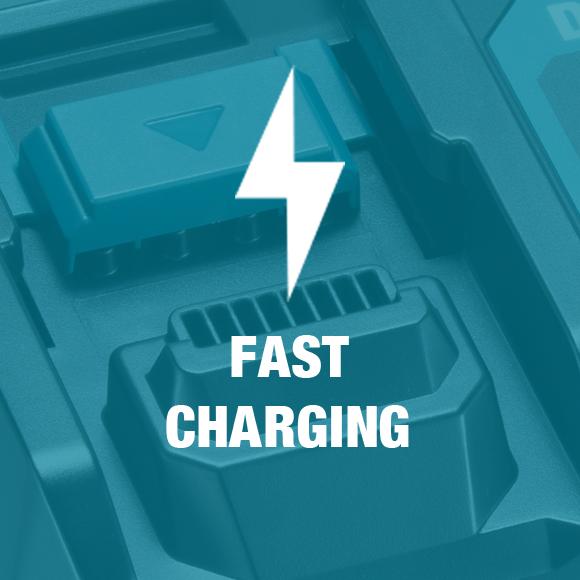 fast charging makita xgt