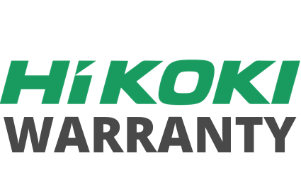 HiKOKI Warranty Badge