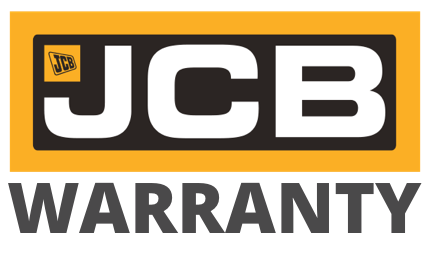 JCB Warranty Badge
