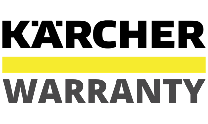 Karcher Warranty Badge