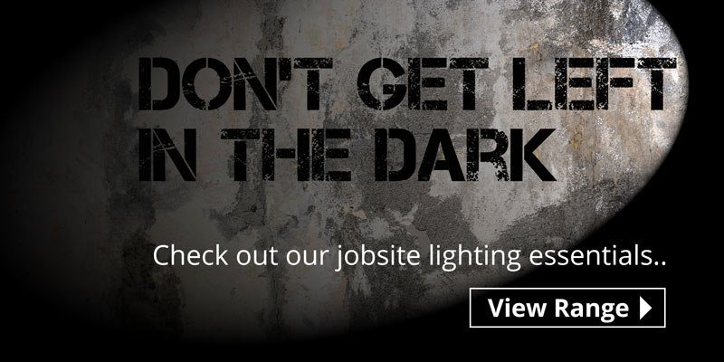 Site Lighting Deals at Toolstop