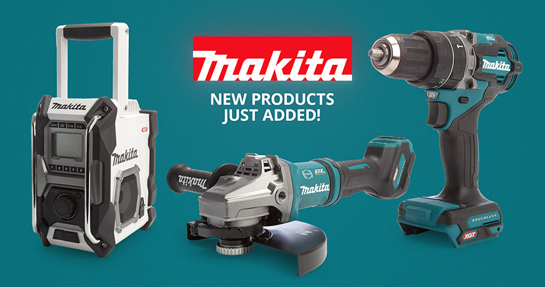 Shop Makita New Arrivals at Toolstop