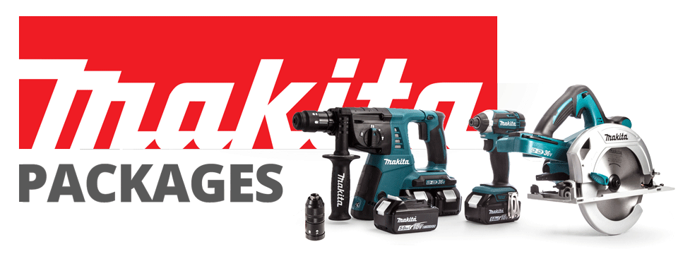 Makita Sets and Packages