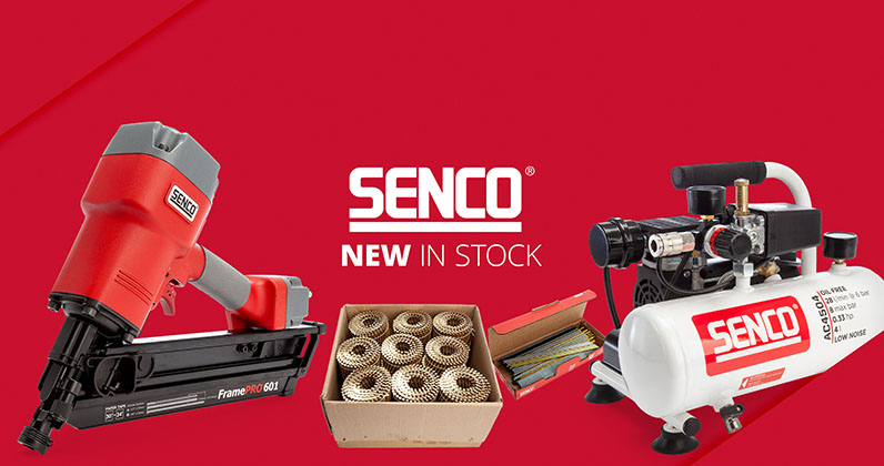 New in from Senco at Toolstop