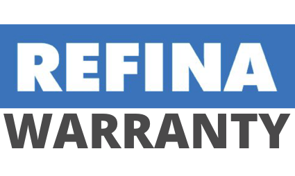 Refina Warranty Badge