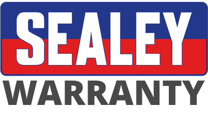 Sealey Warranty Badge