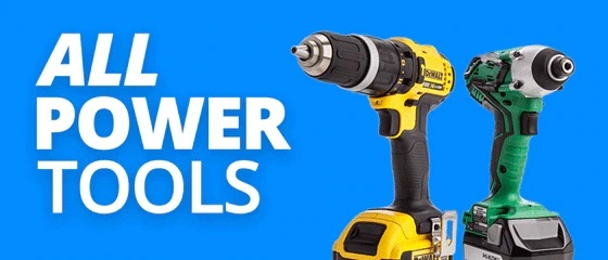 Shop Power Tools
