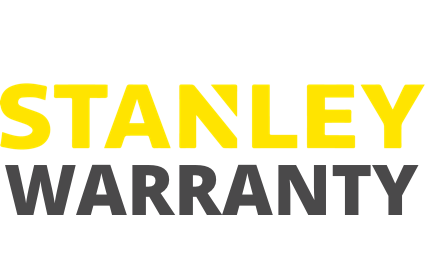 Stanley Warranty Badge