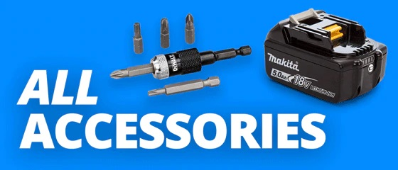 Accessories for Power Tools and Hand Tools