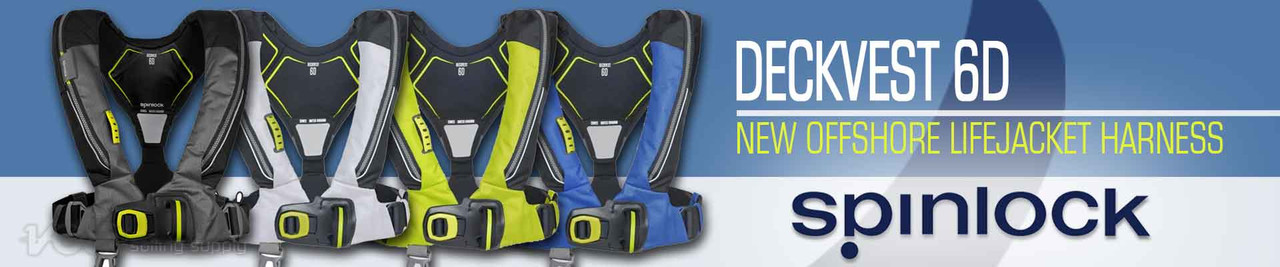 Spinlock Deckware 6d Lifejacket Harness