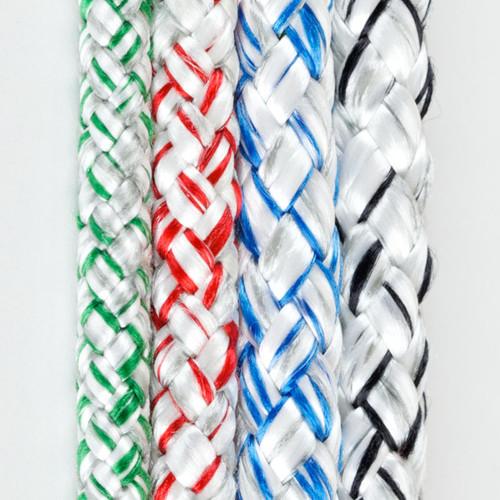 Alpha Ropes SSR Light 8 mm (Double Braid Hybrid Core / Dyneema-Cordura cover)