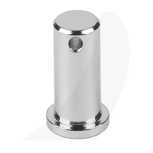 "Schaefer Clevis Pin 1/4"" (6mm) Dia x 15/16"" (24mm) L"