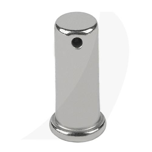 "Schaefer Clevis Pin 7/16"" (12mm) Dia x 7/8"" (22mm) L"