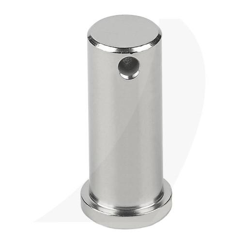 "Schaefer Clevis Pin 1/2"" (13mm) Dia x 1 1/32"" (26mm) L"