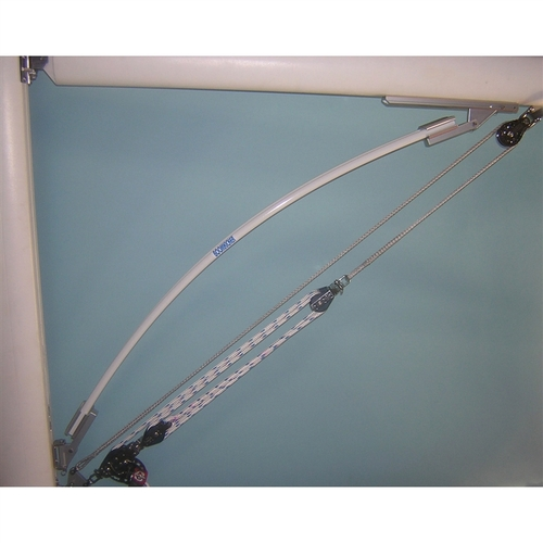 Boomkicker for sailboats 25 to 27' (K0800)