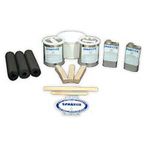 Spartite 2000 Mast Wedge System - Small Kit (boats 20' to 40')