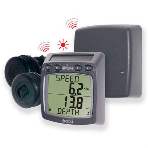 Tacktick Speed & Depth System Dual Digital Display