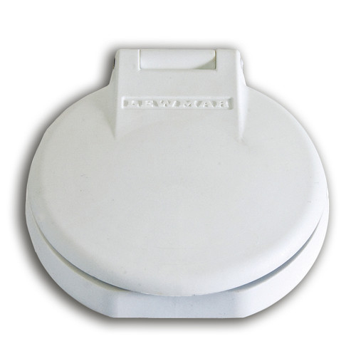 Lewmar Footswitch Assembly White Blank