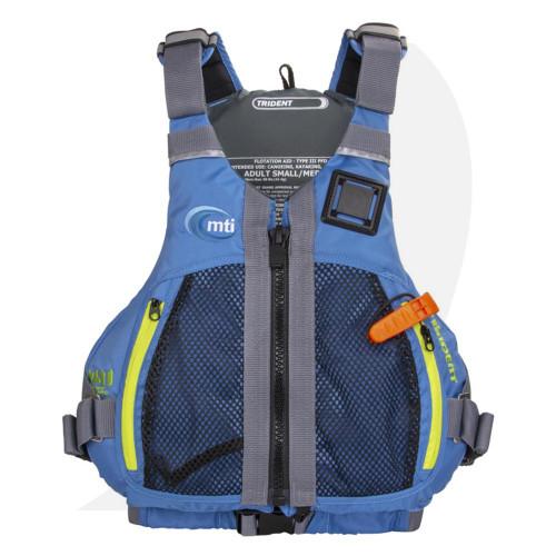 MTI Lifejacket Trident Powder Blue MTI-716D-0BB