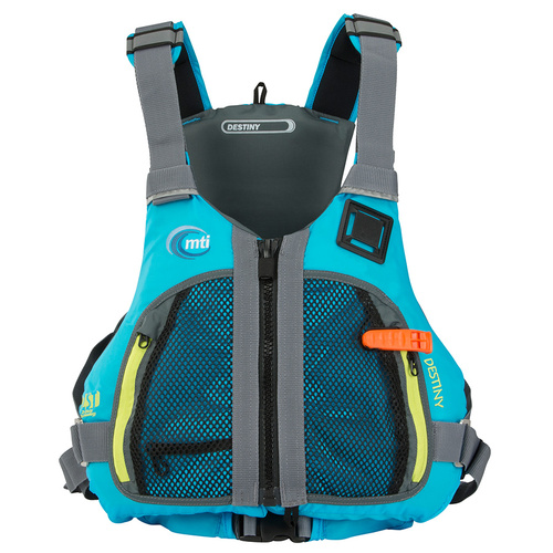 MTI Lifejacket Destiny,Tropical Blue