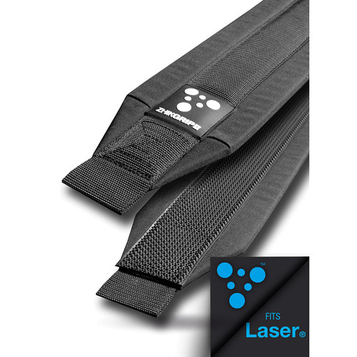 Zhik Laser Hiking Strap ZhikGrip II Black