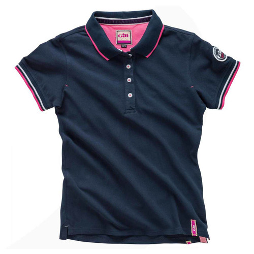 Gill Women's Elements Polo Navy